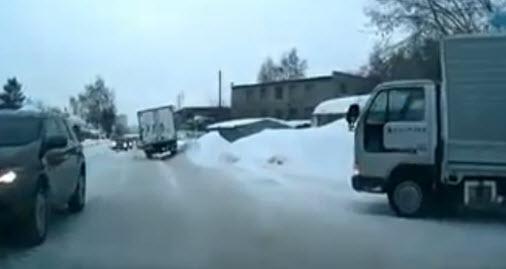 экстрим на дороге, автомобили зимняя дорога