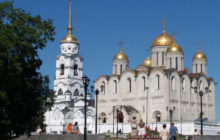 Успенский собор владимир маршрут выходного дня