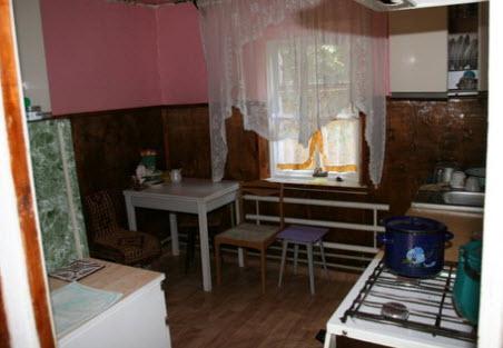 комната в городе саки