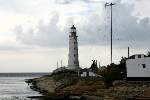 маяк тарханкут, поездка на море