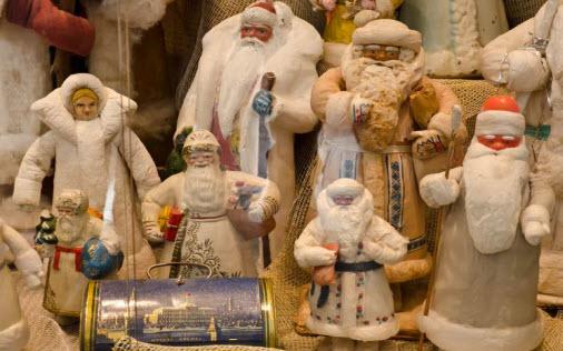 музей елочной игрушки клин