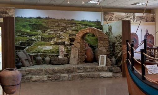 музей танаис, поездка в парк танаис