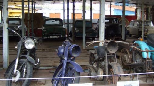 музей уникальной техники мышкин