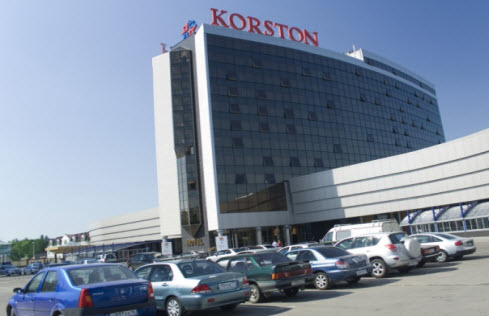 отель корстон, гостиницы казани
