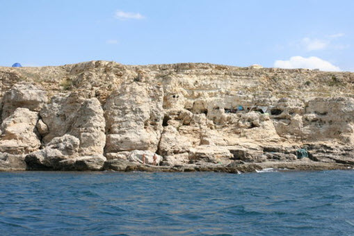 тарханкут, крым, автопутешествие на море