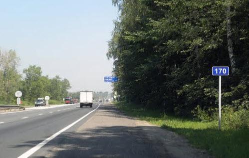 трасса м7 маршрут выходного дня