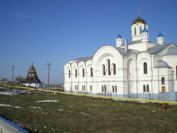 храм казанской иконы женский монастырь