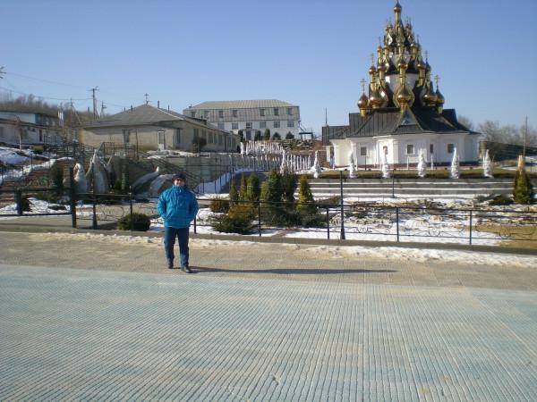 первая поездка храм преображения