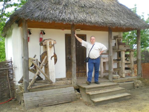 амбар, казачье подворье хутор кружилинский