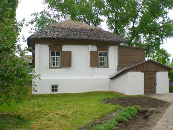 дом усадьба родителей Шолохова хутор Кружилинский