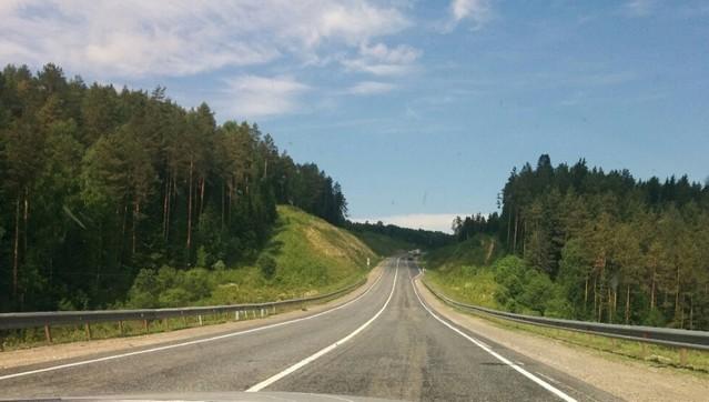 трасса р242 маршрут Челябинск Пермь
