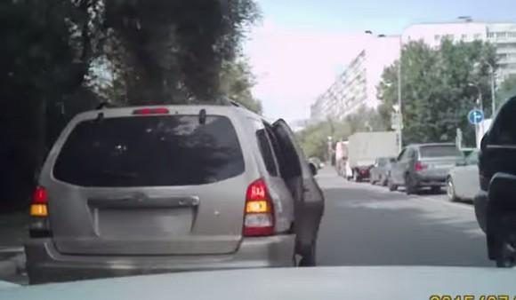 сумасшедшая погоня в москве