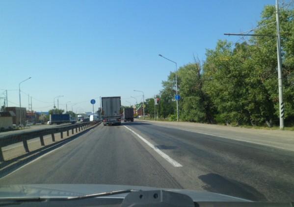 автотрасса м4