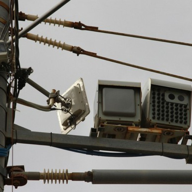 камеры фото фиксации на дороге