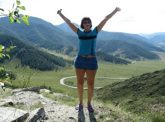 горный алтай перевал чике таман