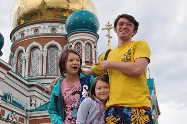 поездка красноярск питер 1