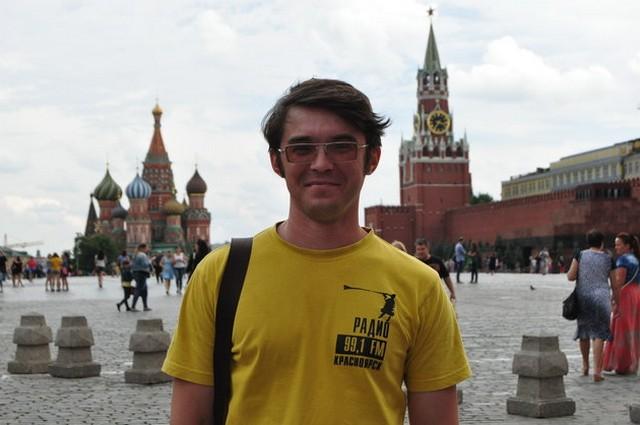 поездка красноярск питер 12
