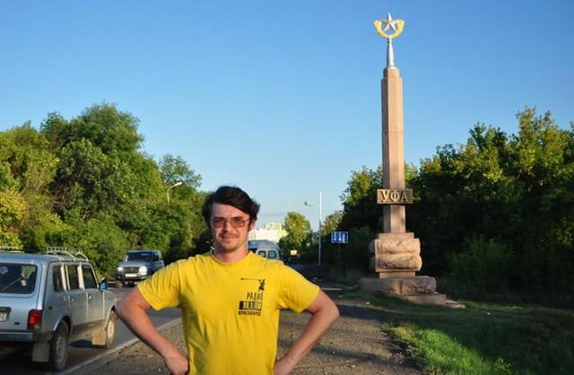 поездка красноярск питер 21