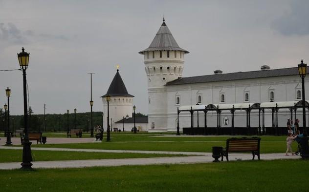 Кремль Тобольск