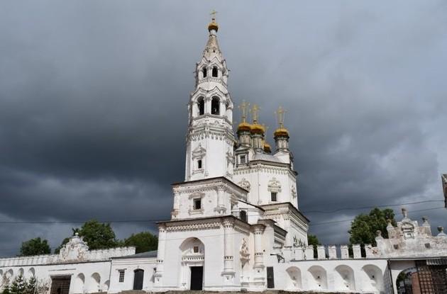 поездка по уралу троицкий кремль