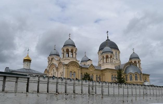 монастырь верхотурье