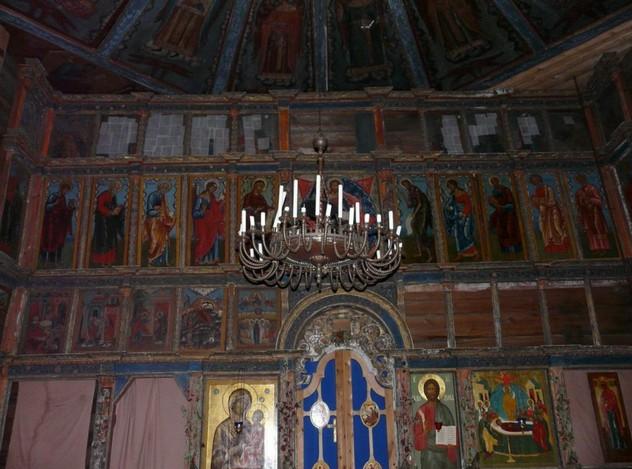 церковь в кондопоге