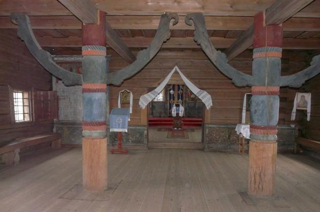храм в кондопоге