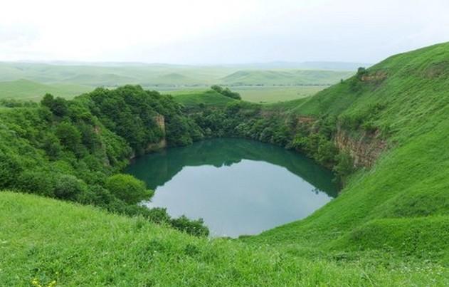 озеро малый Шадхурей