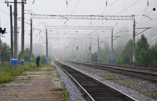 железная дорога айгир