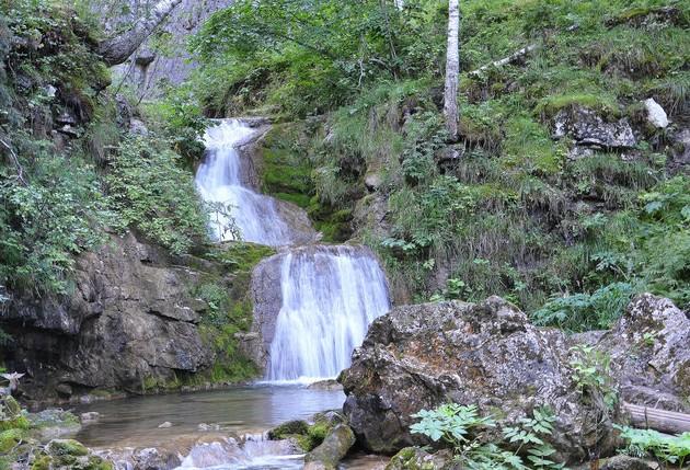 водопад башкирия