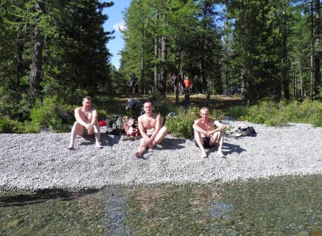 купание на мультинских озерах