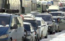 перекрыта военно грузинская дорога