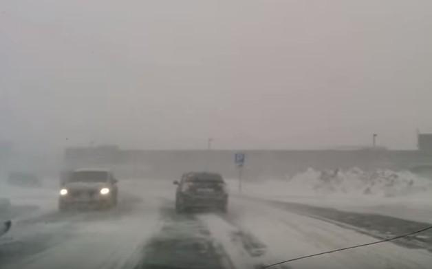 закрыты дороги в омской области