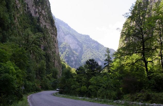поездка в абхазию на автомобиле