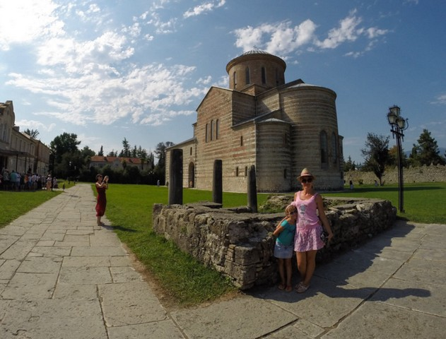 храм в Пицунде абхазия