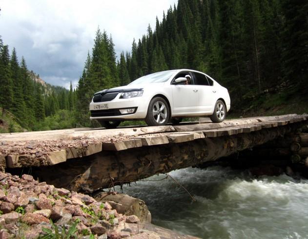 путешествие на машине в киргизию