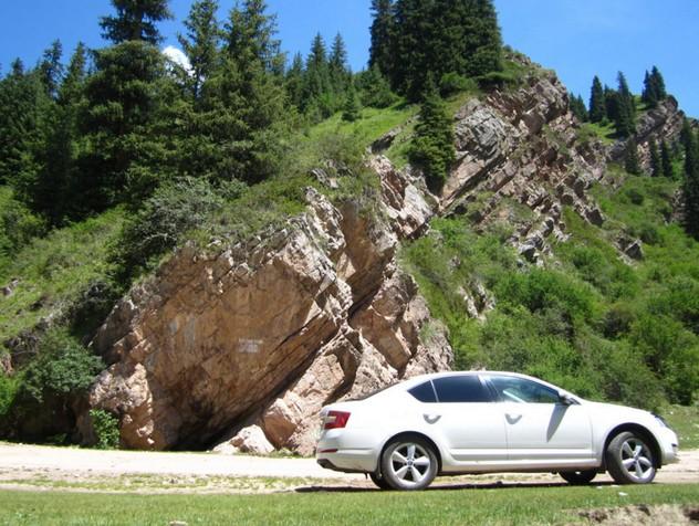 путешествие на иссык-куль на машине