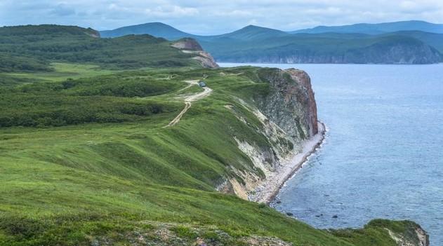 поездка по приморскому краю