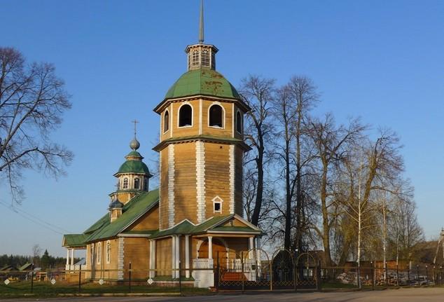 башня владимирское