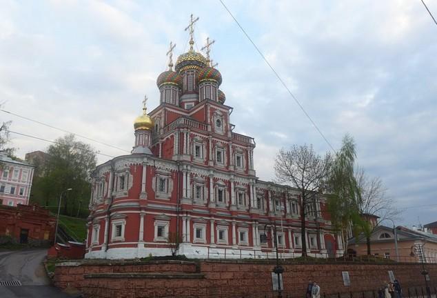 церковь где молился петр первый