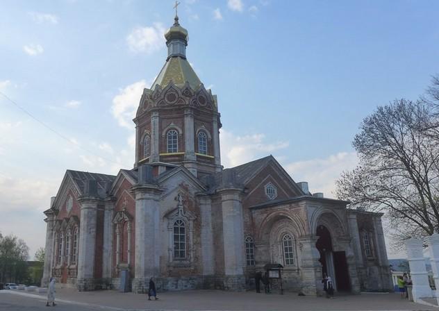 церковь в касимове