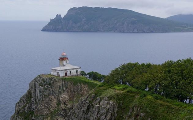 путешествие на маяк балюзек