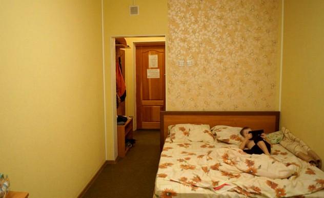гостиница провинция номер
