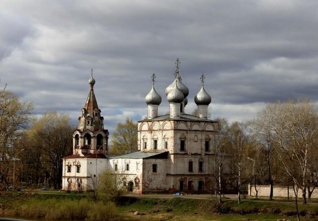 северная поездка церковь вологда