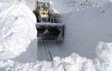 снежные тонели в челябинской области
