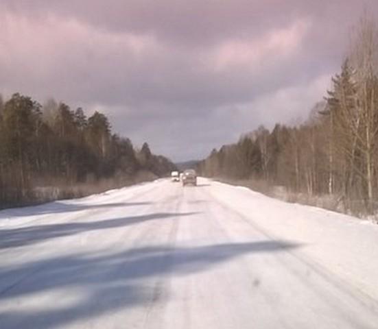 дорога м5 сегодня