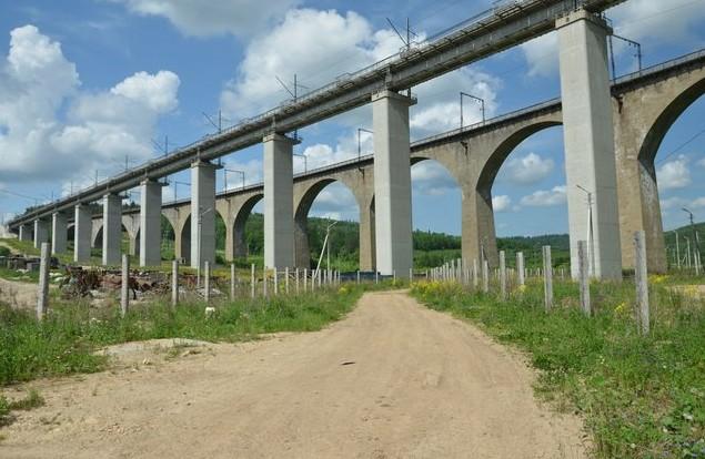 мост в Саране