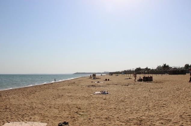 керчь городской пляж