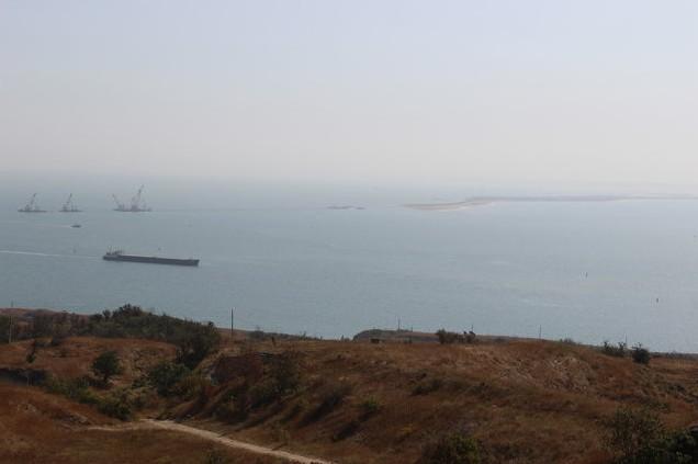 дорога в крым керченский мост