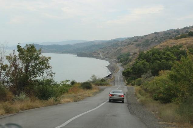 дорога в крым солнечная долина